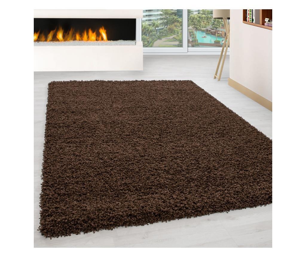 Tepih Life Brown 60x110 cm