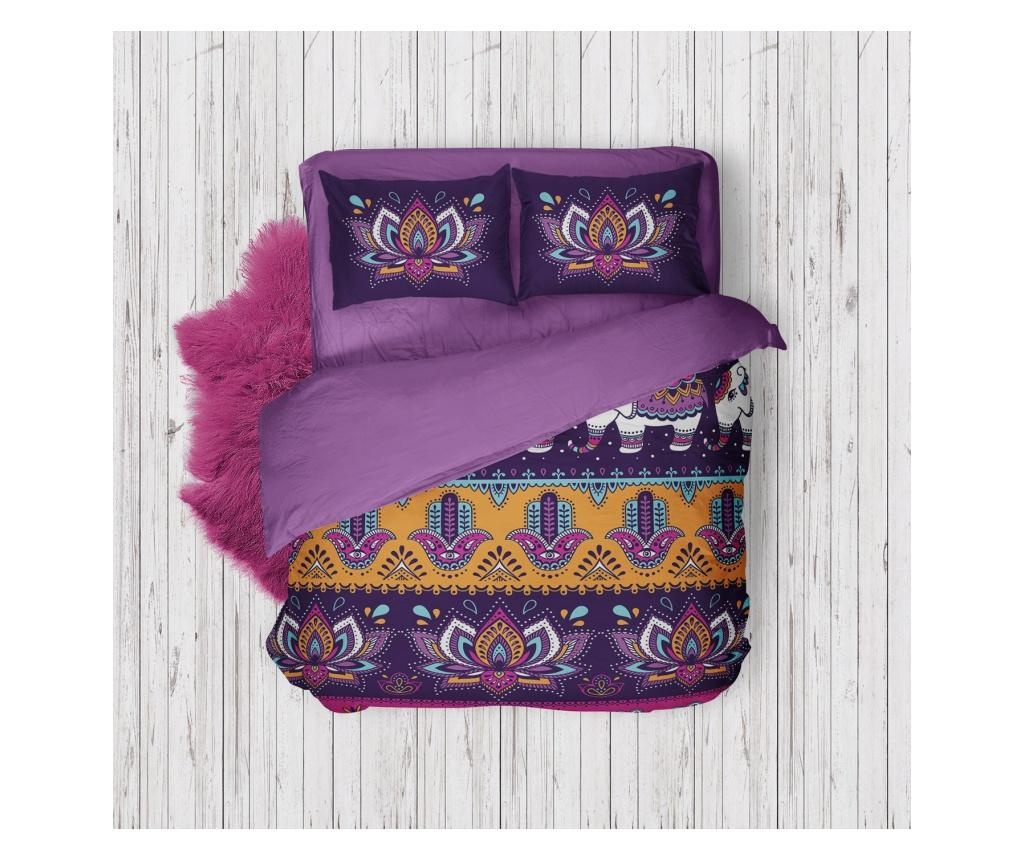 Set posteljina Double