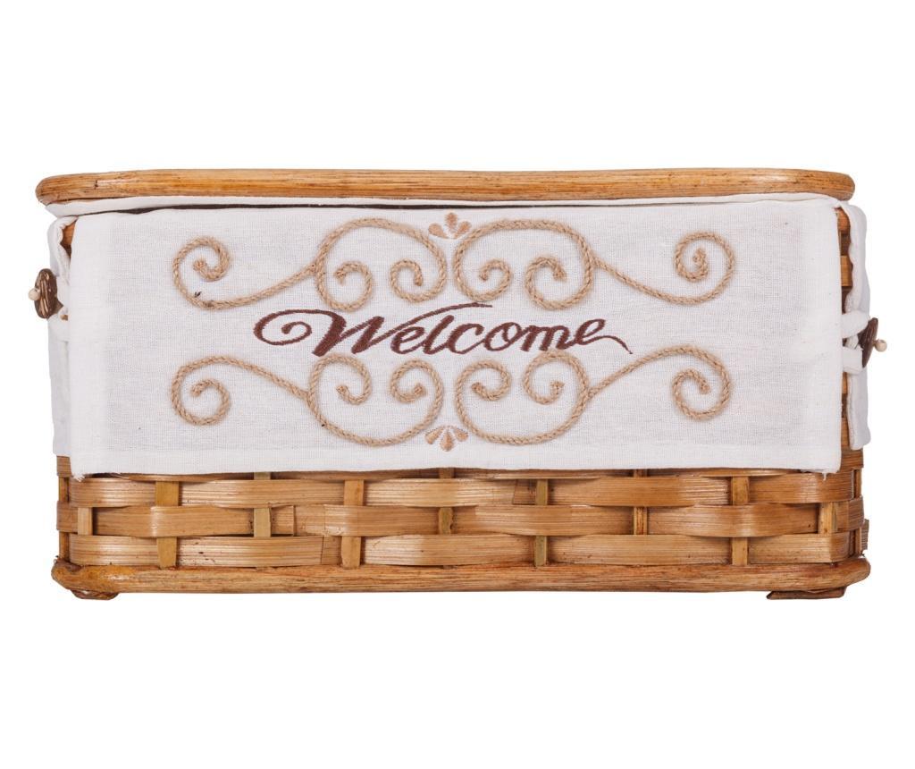 Welcome 2 db Doboz