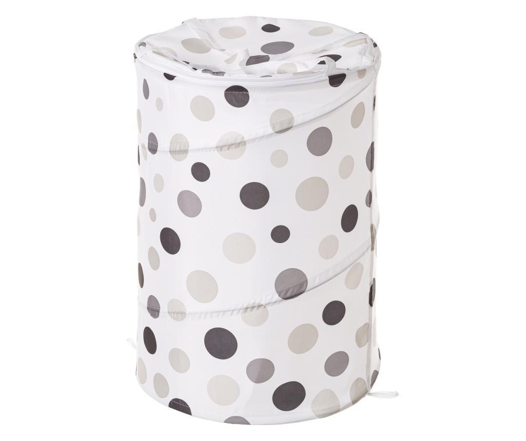 Koš za perilo Hamper Dots Grey