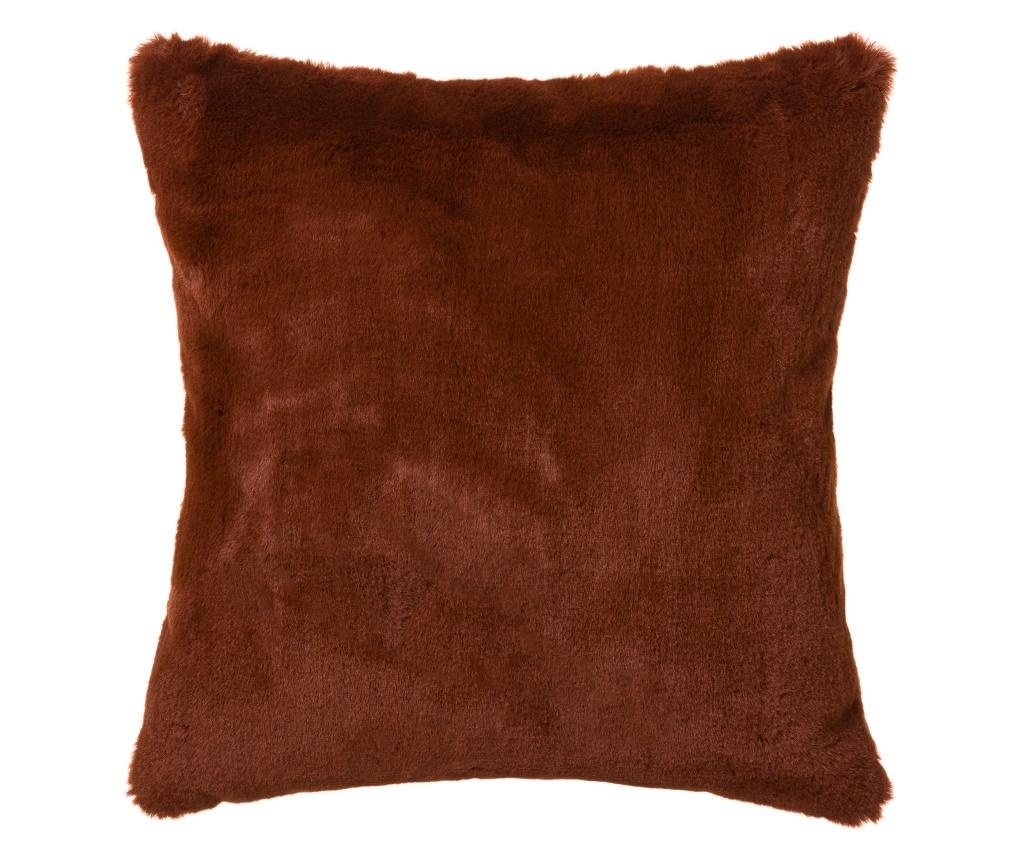 Softly Terracotta Díszpárna 45x45 cm
