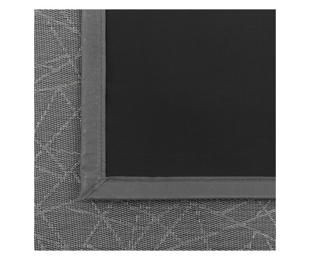 Tepih za vanjski prostor Geo Silver 60x90 cm