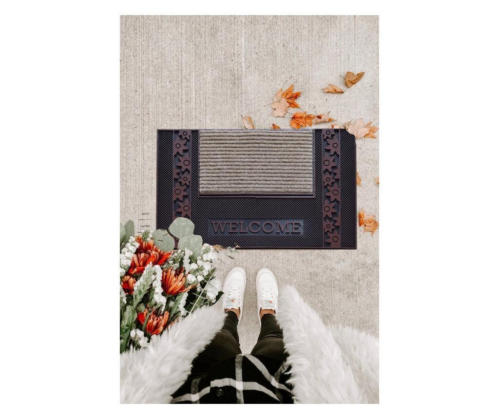 Noir Bejárati szőnyeg 45x70 cm