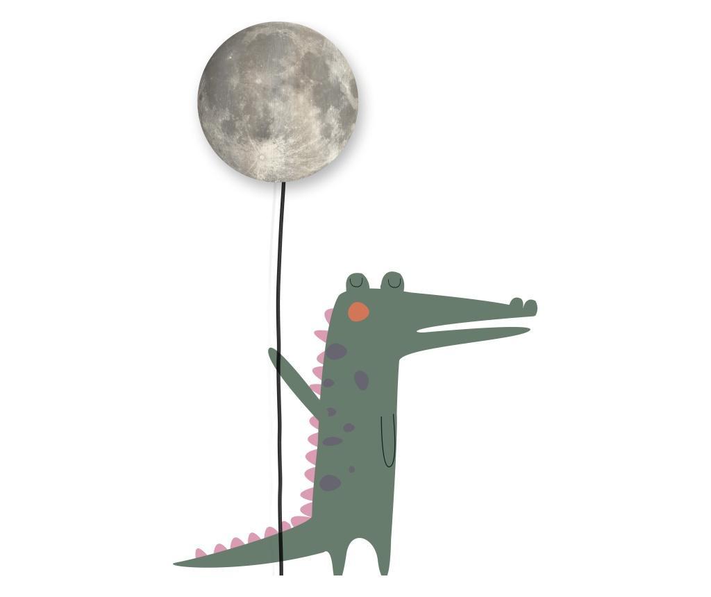 Svjetleći ukras Moon Back