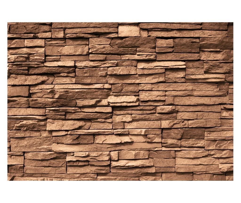 Tapet Chocolate Stones 245x350 cm