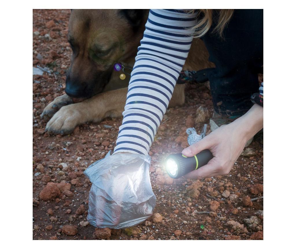Lanterna cu distribuitor de saci pentru animale de companie MyPet