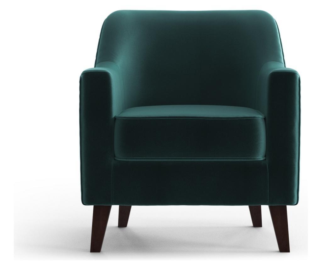 Brochant Uni Blue Fotel