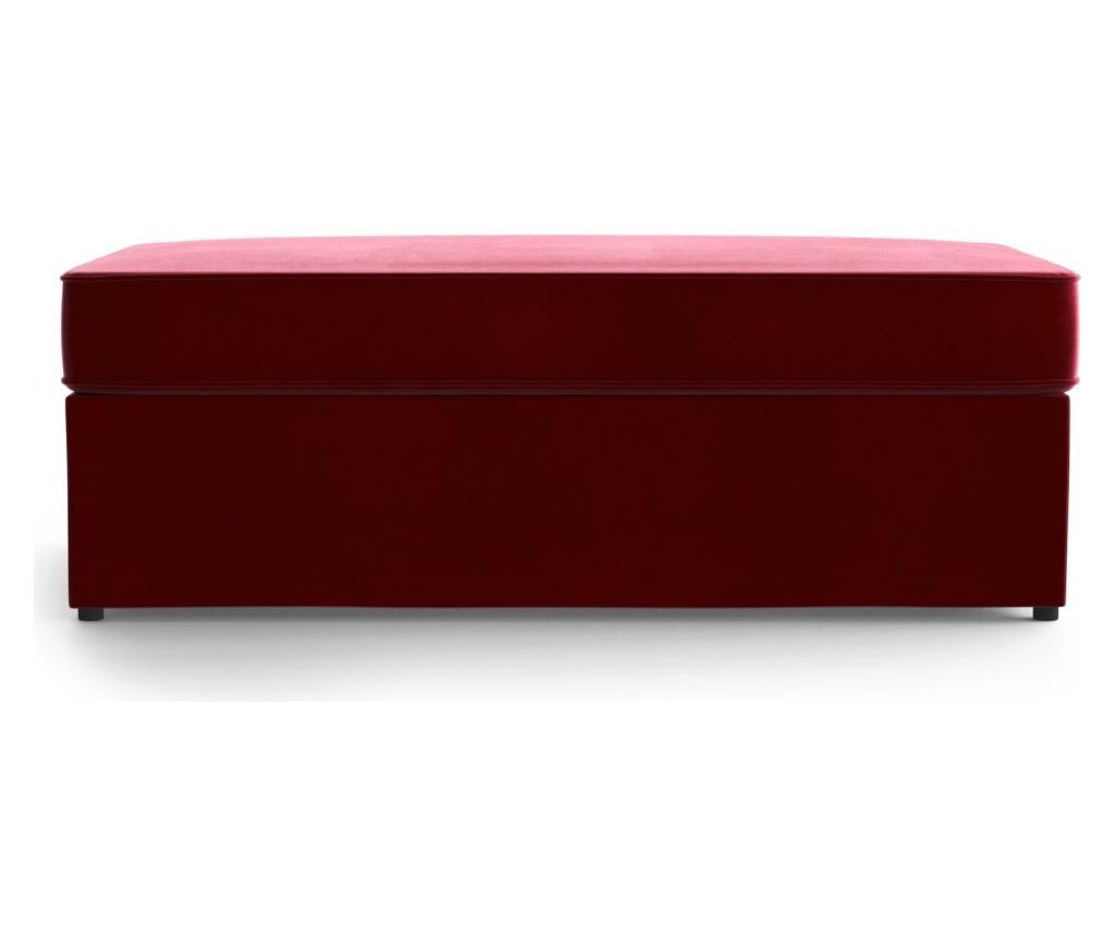 Bancheta extensibila Brady 130 Uni Red