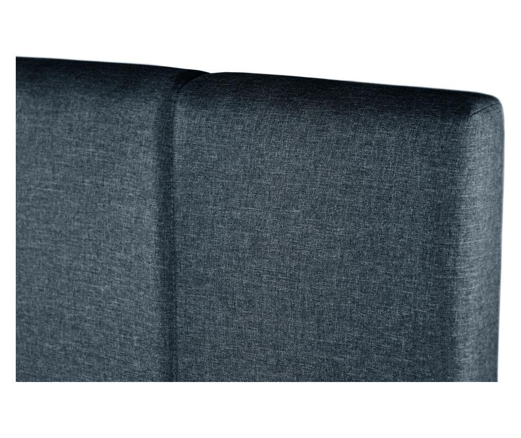 Onyx Marine Blue Ágy tárolódobozzal 180x200 cm