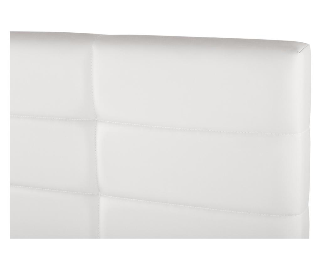 Lazulis White Ágy 160x200 cm