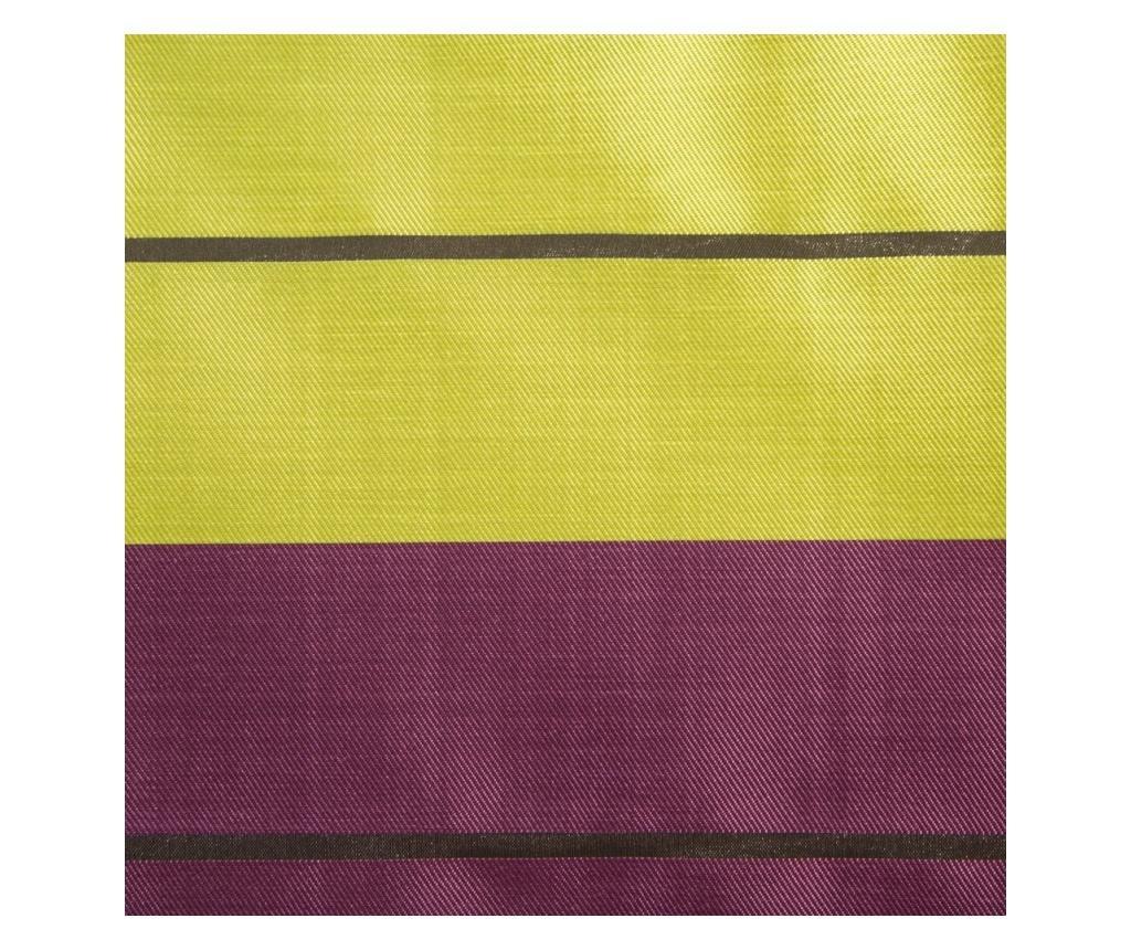 Draperie Erin Dif Violet Yellow 140x250 cm
