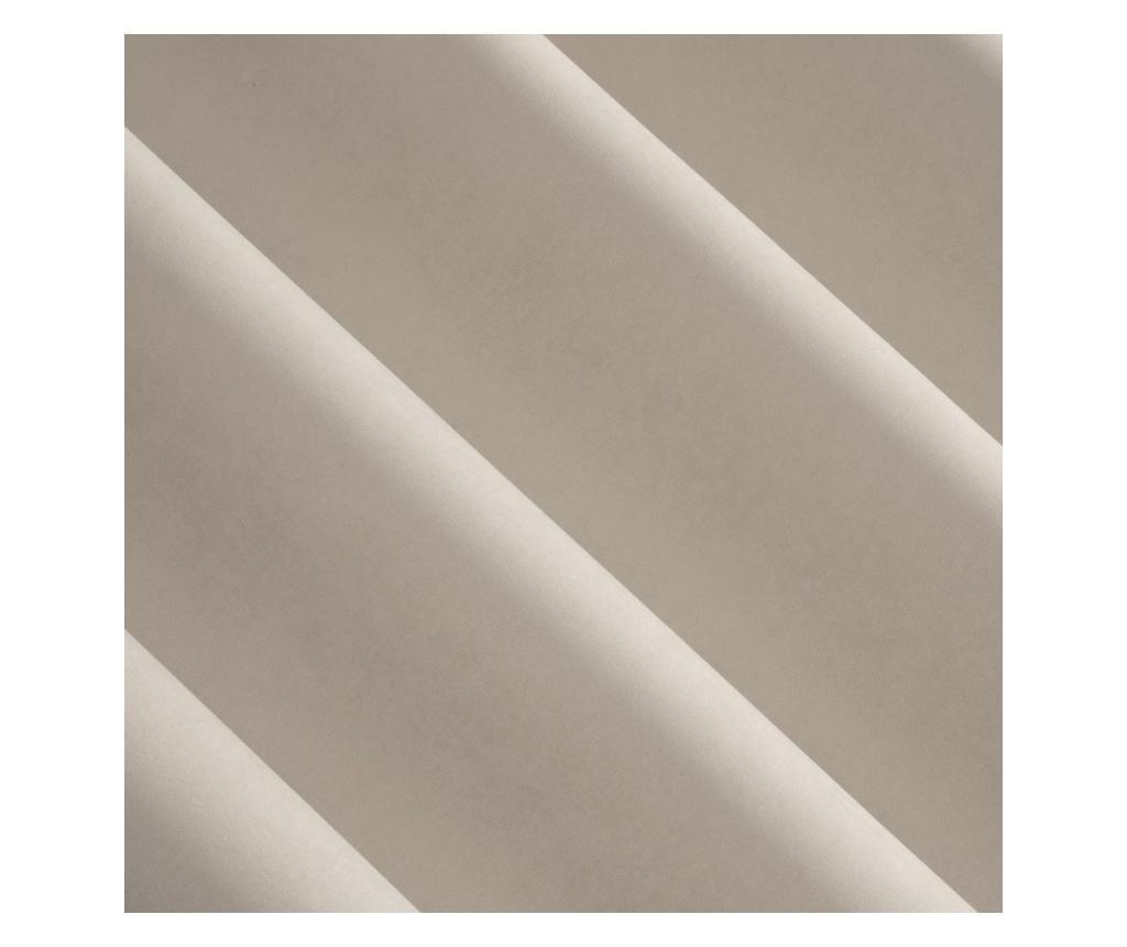 Ada Cream Rings Sötétítő 135x250 cm