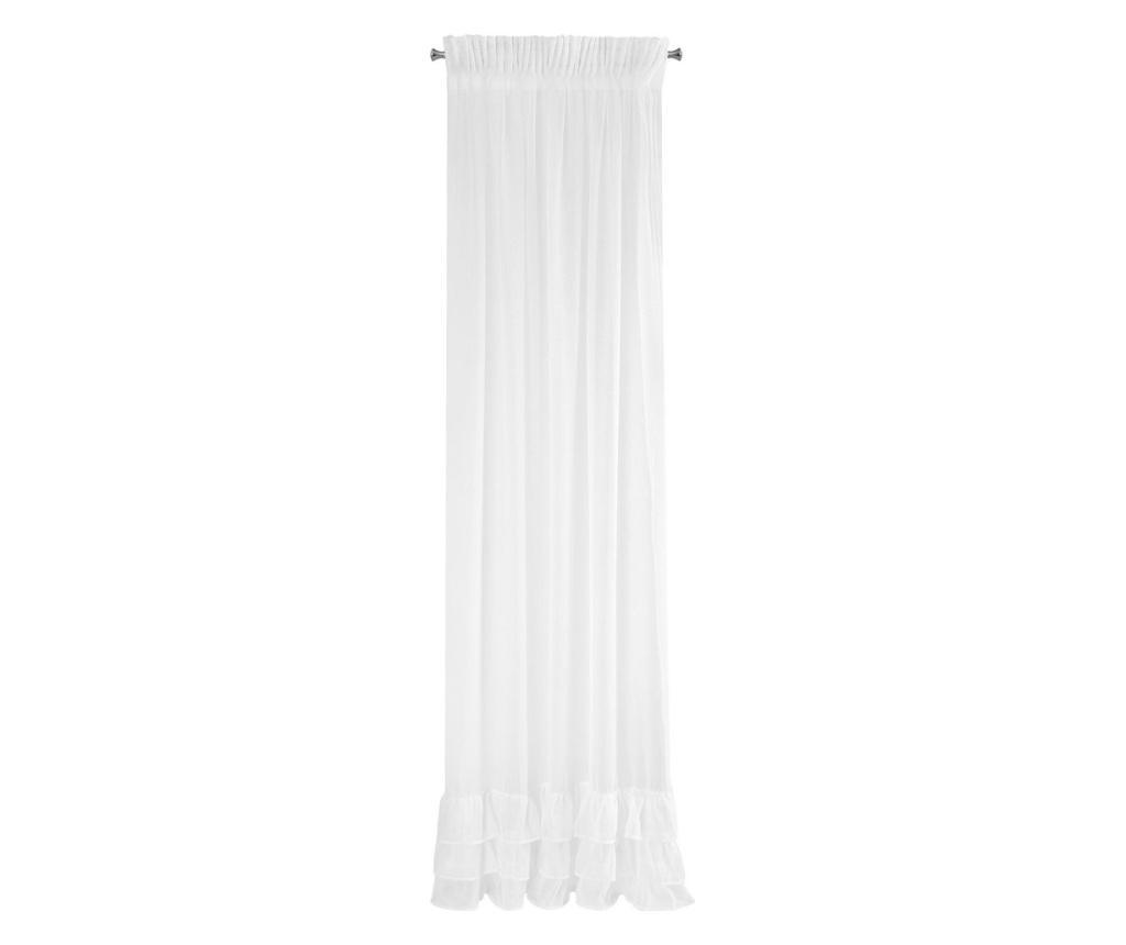 Raja White Tape Függöny 140x270 cm