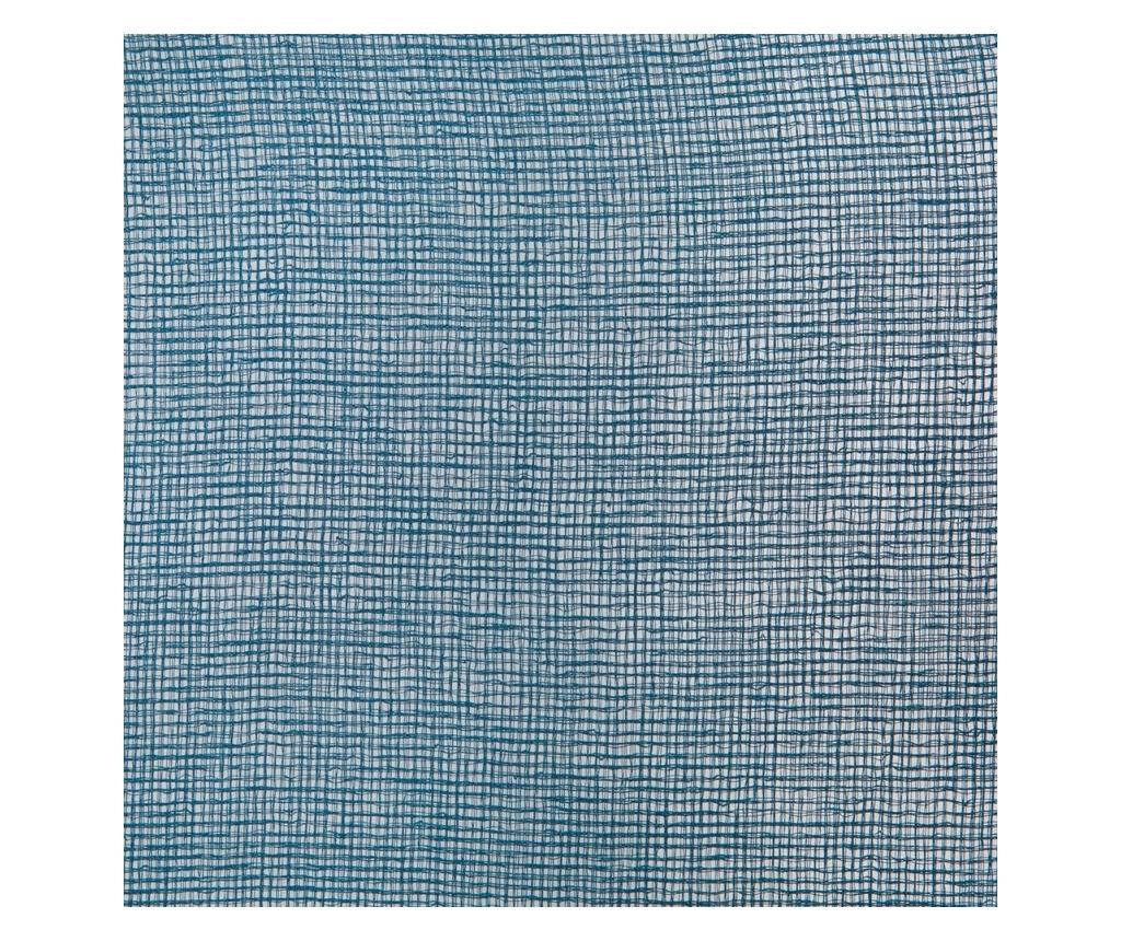Ester Dark Blue Függöny 140x250 cm