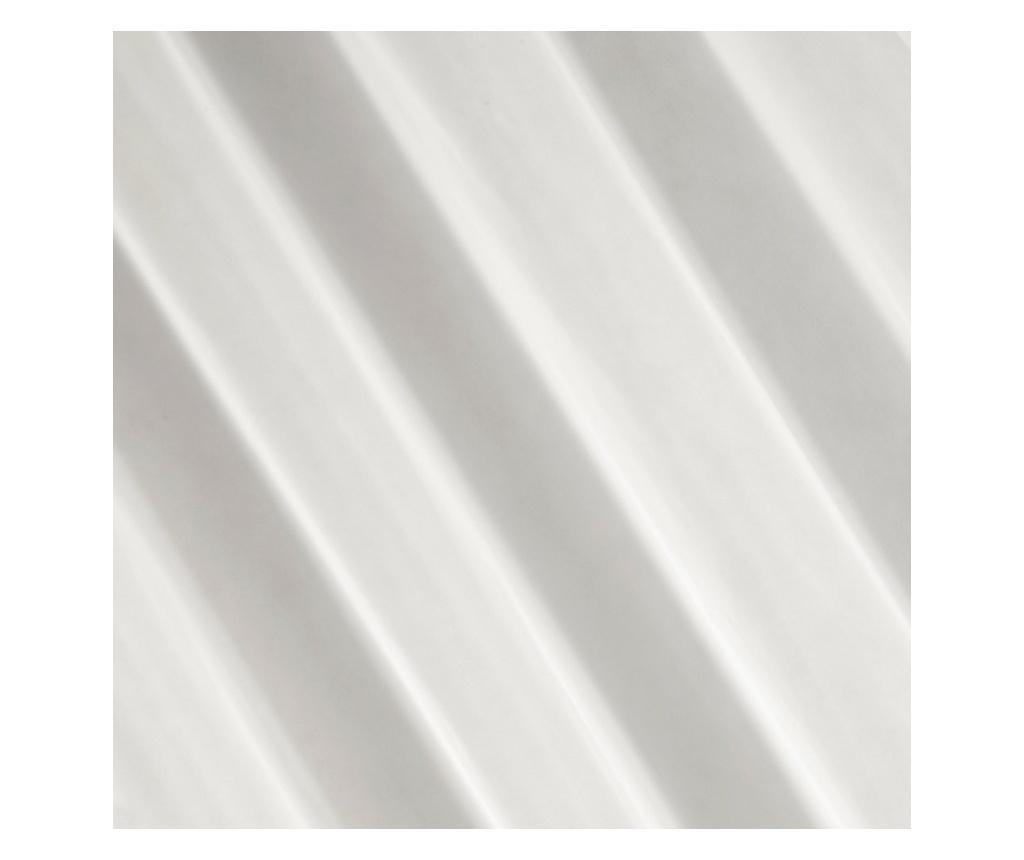 Perdea Lucy White Plus 140x250 cm