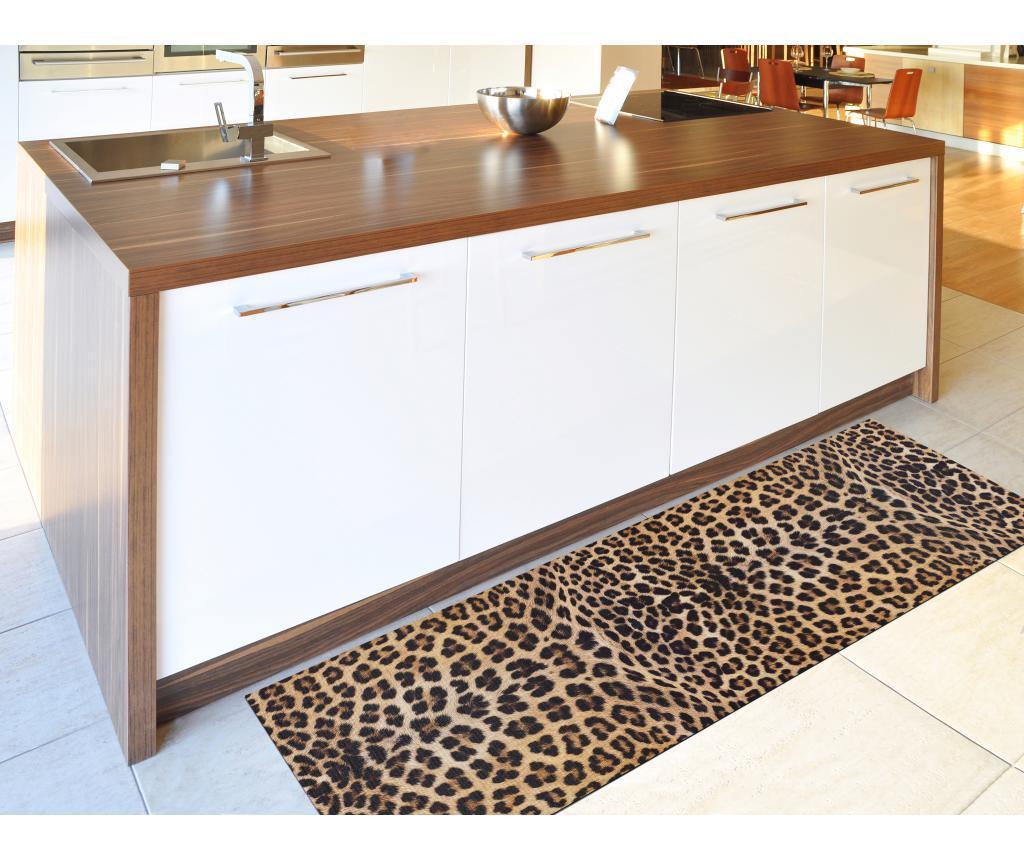 Ricci Leopardo Szőnyeg 52x100 cm