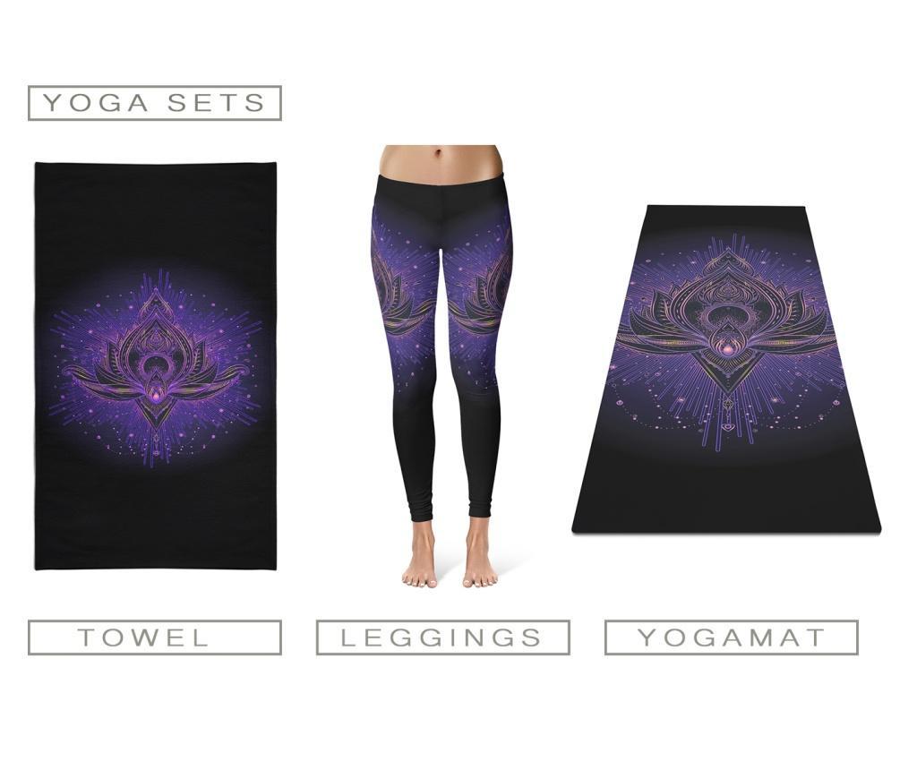 3-dijelni set za jogu  S