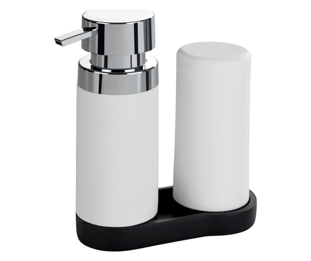 Easy Squeez-e White Szappanadagoló és mosogatószer adagoló készlet