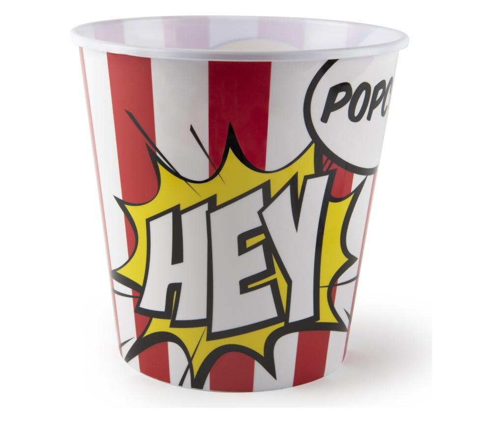 Pop Tárolódoboz popcornnak