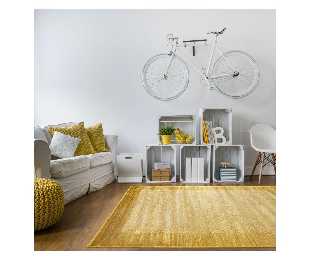 Boho Sienna Yellow Szőnyeg 80x150 cm