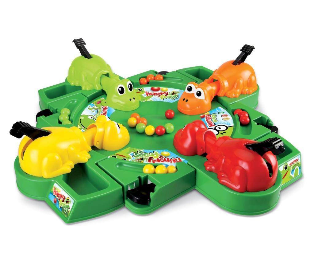 Hungry Frogs Ügyességi játék