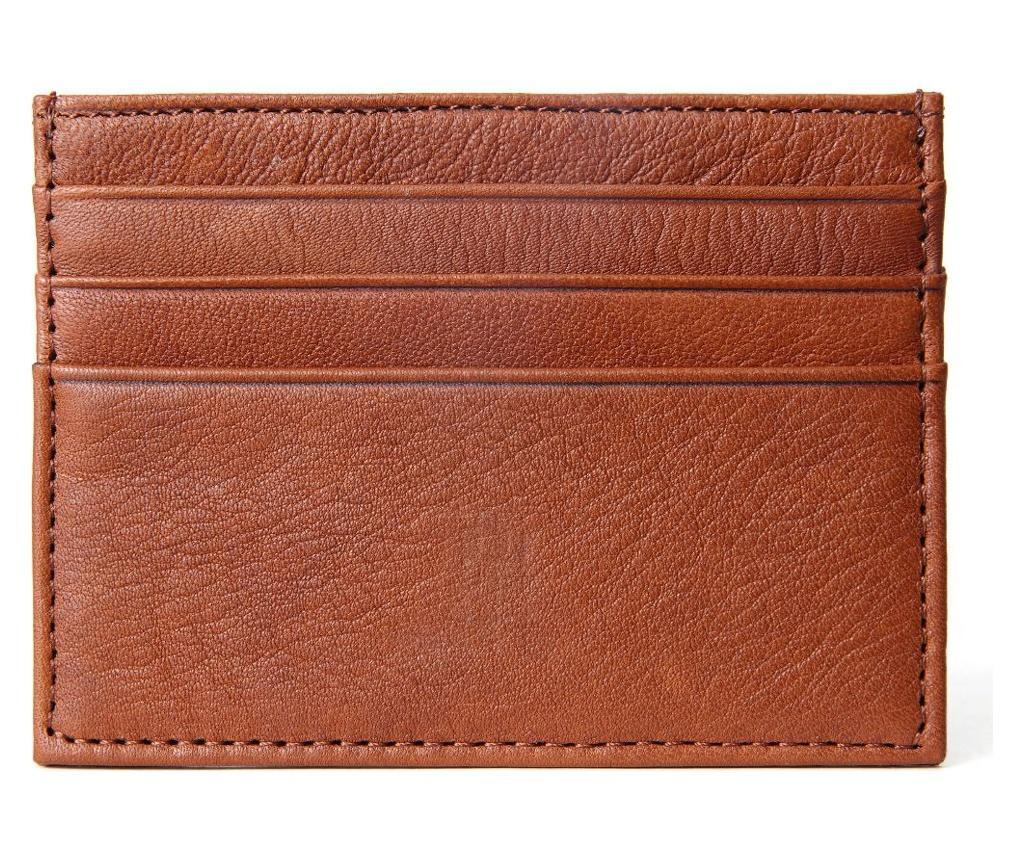 Etui za kreditne kartice Hautton Tan Thin