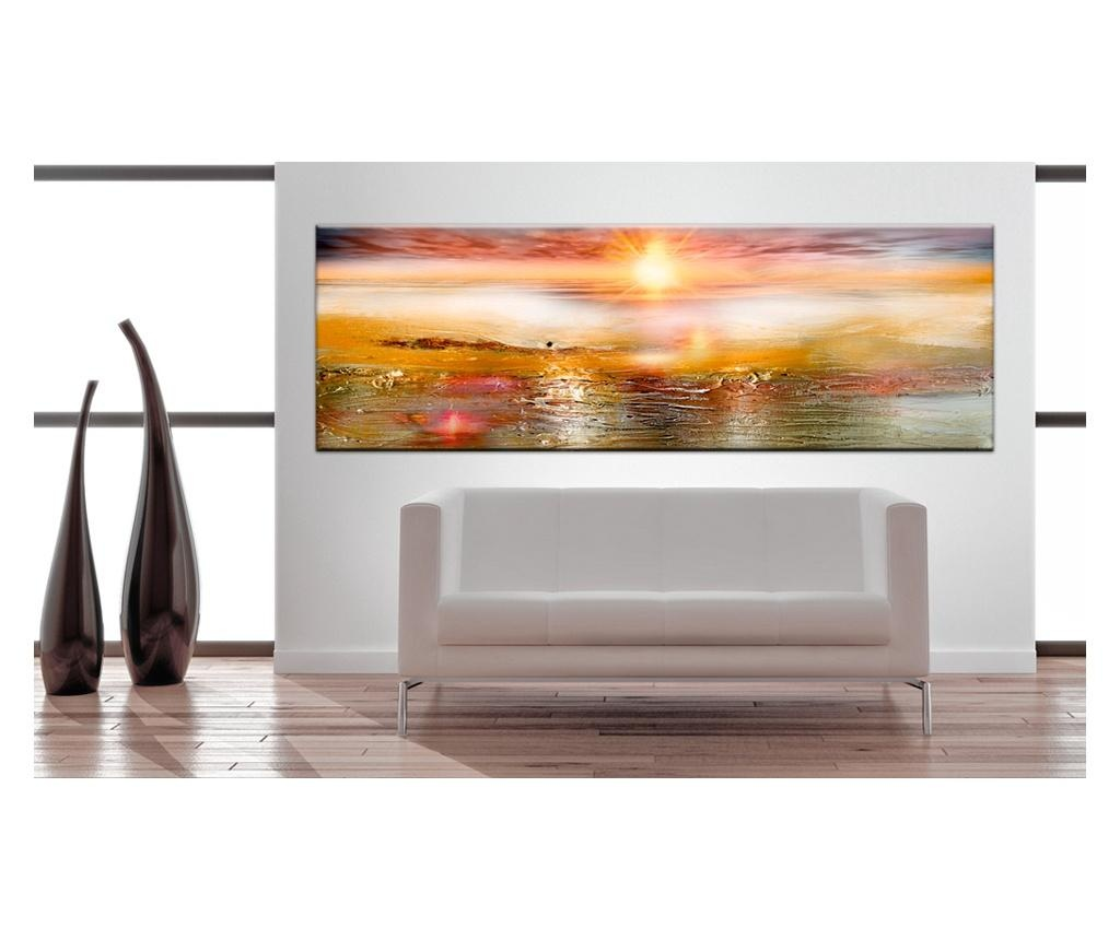 Orange Sea Kép 150x50