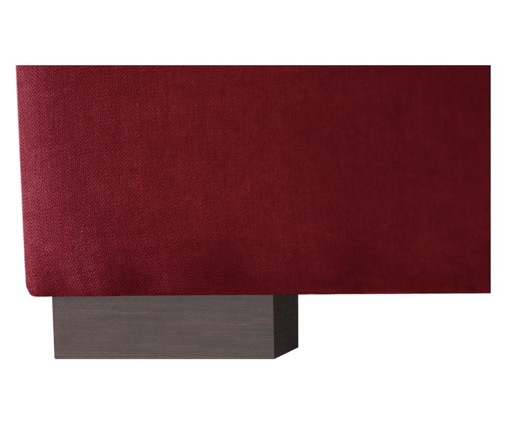 Sofa dvosjed na razvlačenje Irina Glamour Red