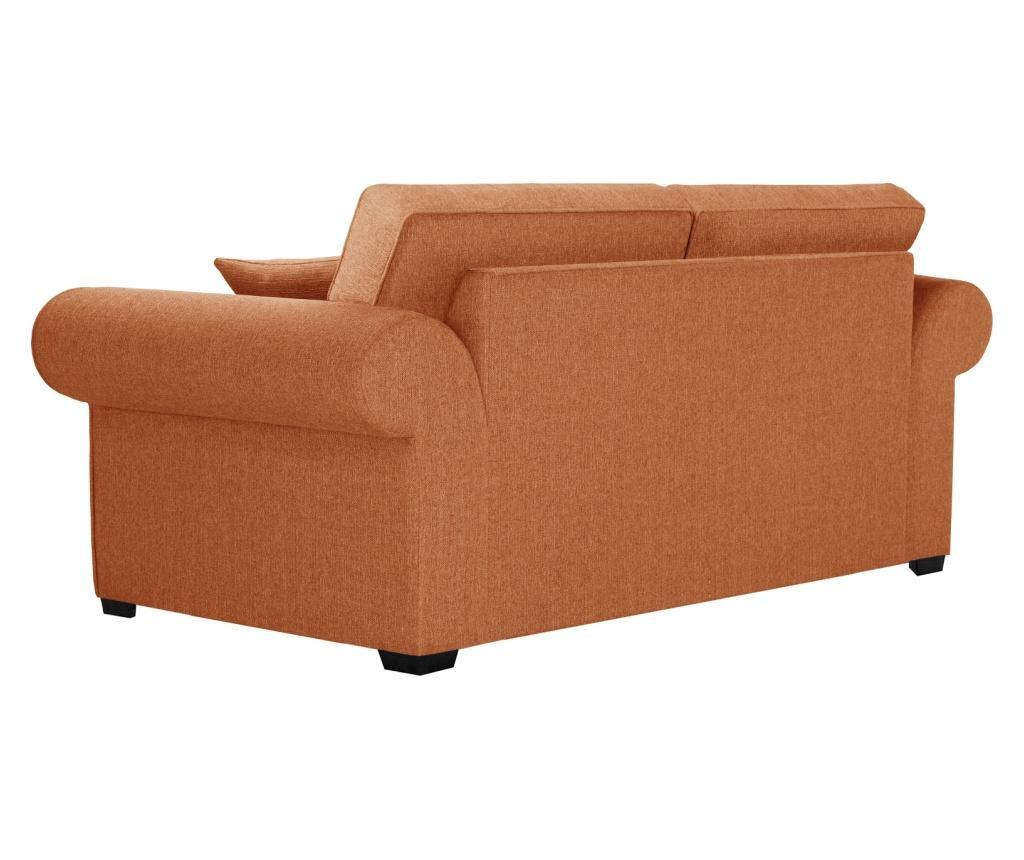 Ivy Orange Kétszemélyes kihúzható  kanapé