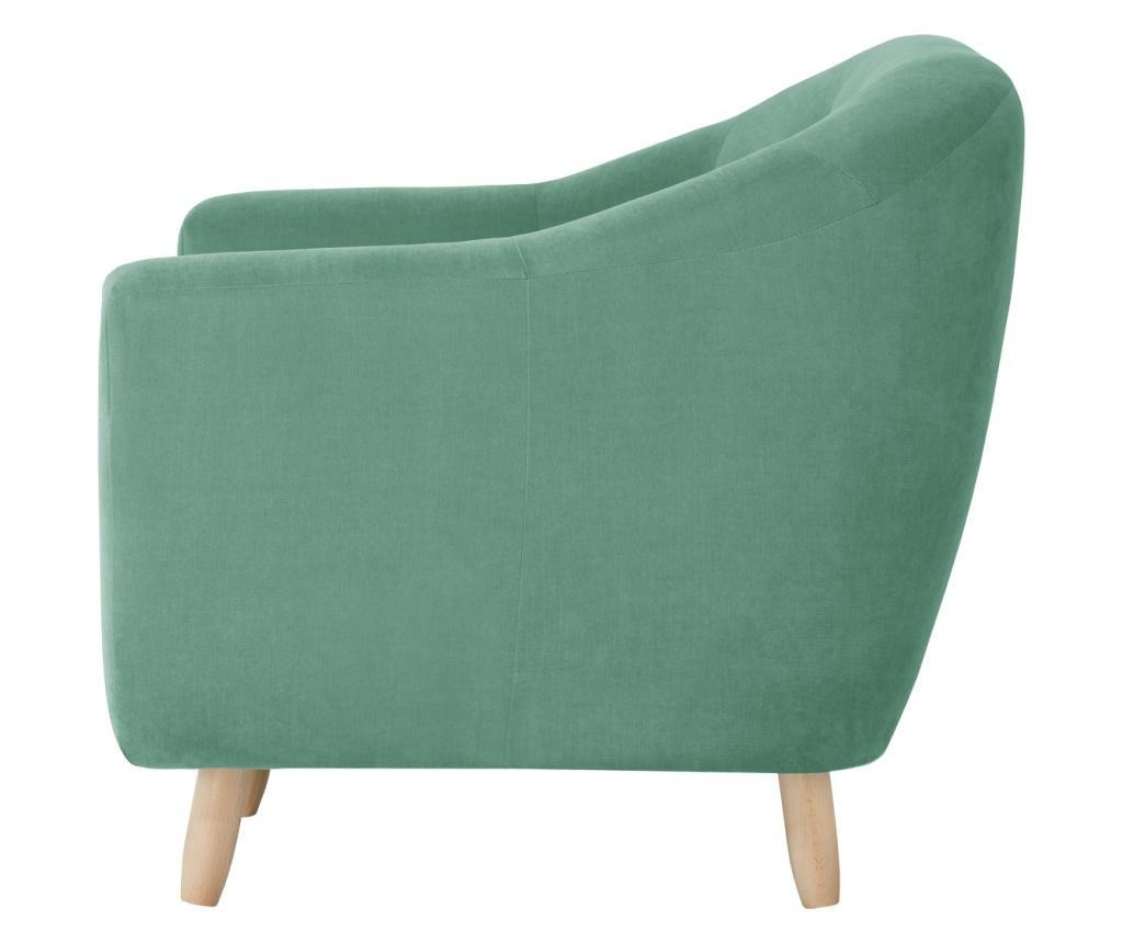Canapea 2 locuri Vicky Mint