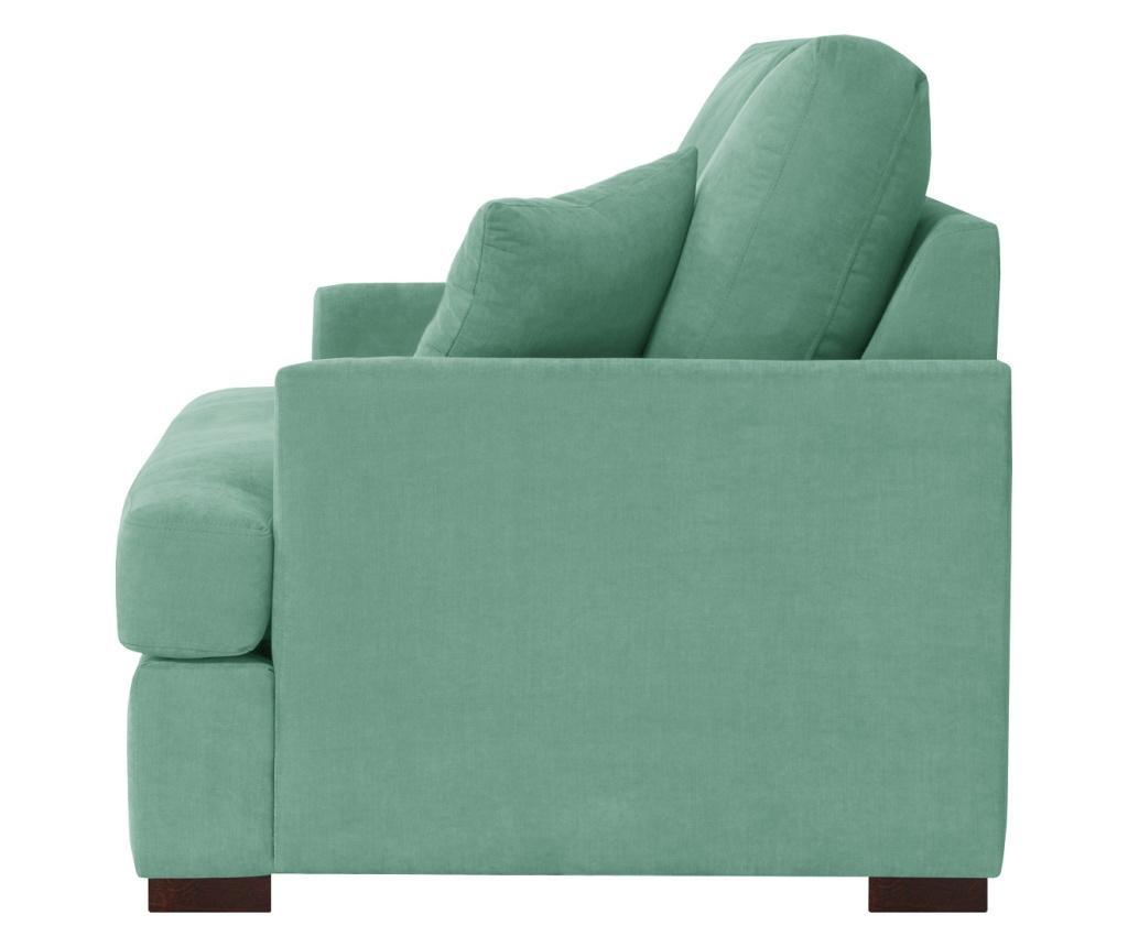 Canapea extensibila 2 locuri Irina Mint