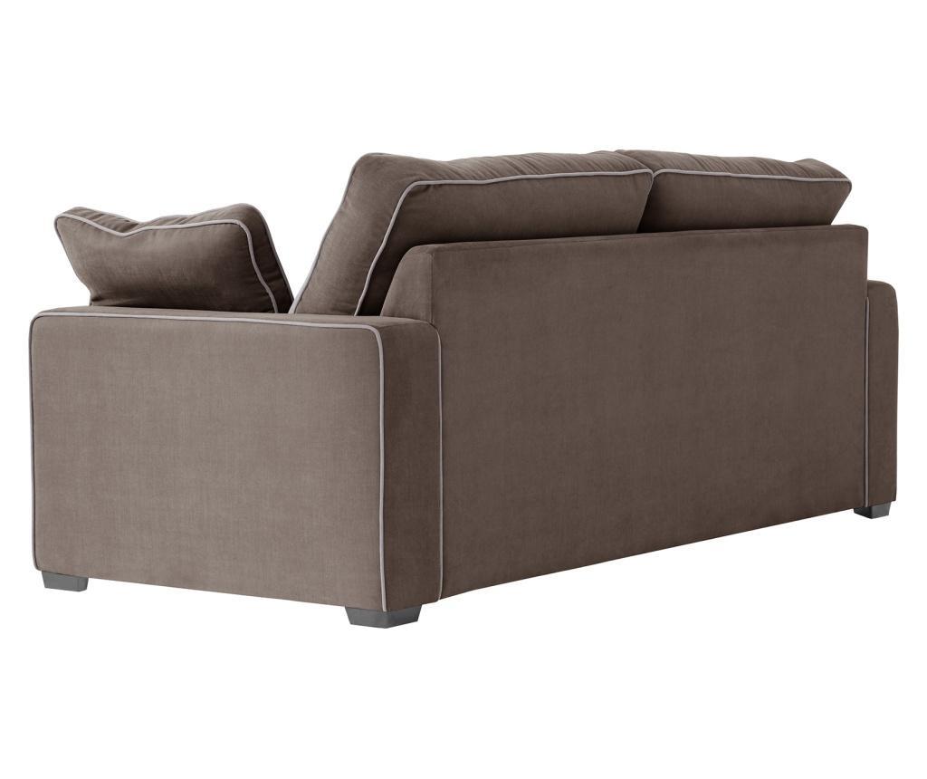 Kauč trosjed Serena Chocolate