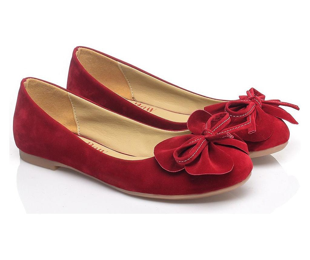Ženske ravne cipele Kelsey Red 39