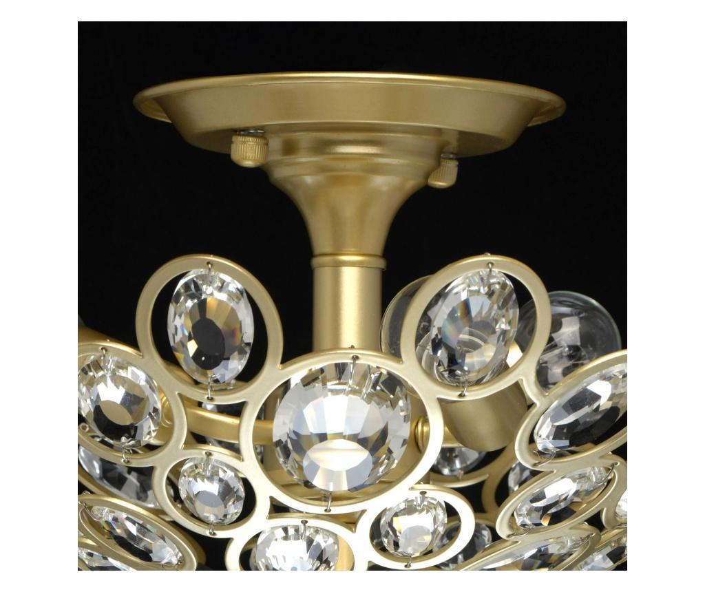 Stropna svjetiljka Laura Gold
