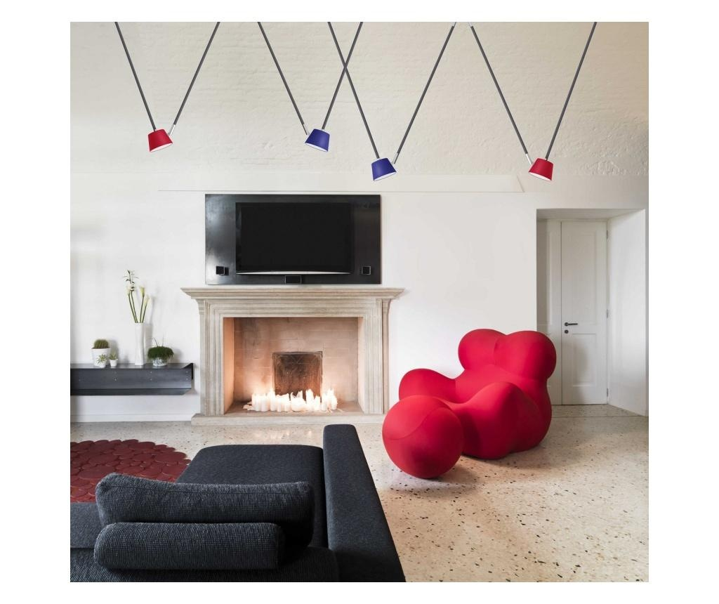 Lustra Hartwig Two Red