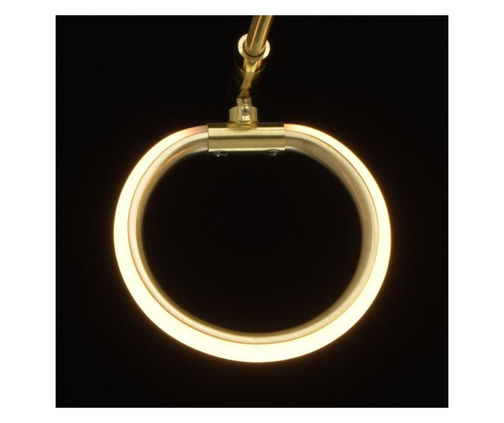 Galaxy Circle Gold Csillár