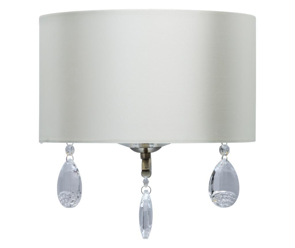 Nora Cream Fali lámpa