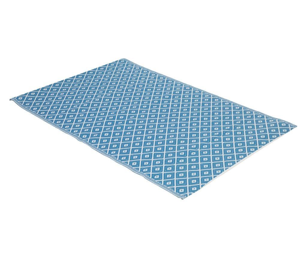 Covor pentru exterior Pinir Blue 150x200 cm