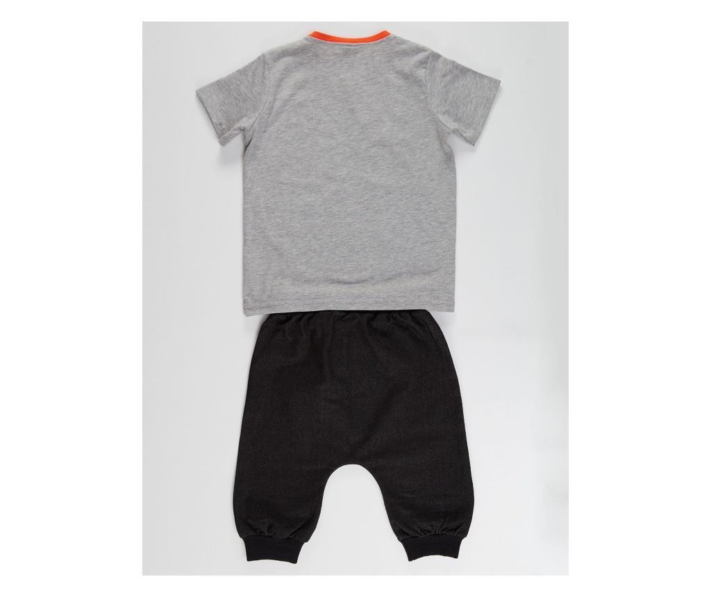 Otroški komplet - majica s kratkimi rokavi in hlače HooRay 4 years