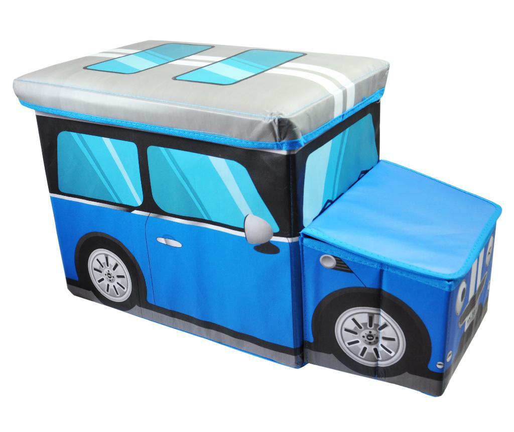 Blue Tárolódoboz játékoknak