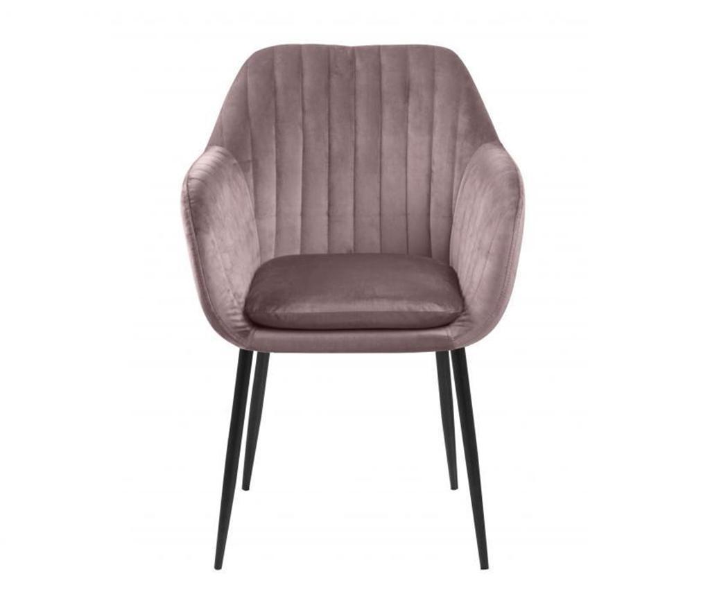 Krzesło Emilia Pink