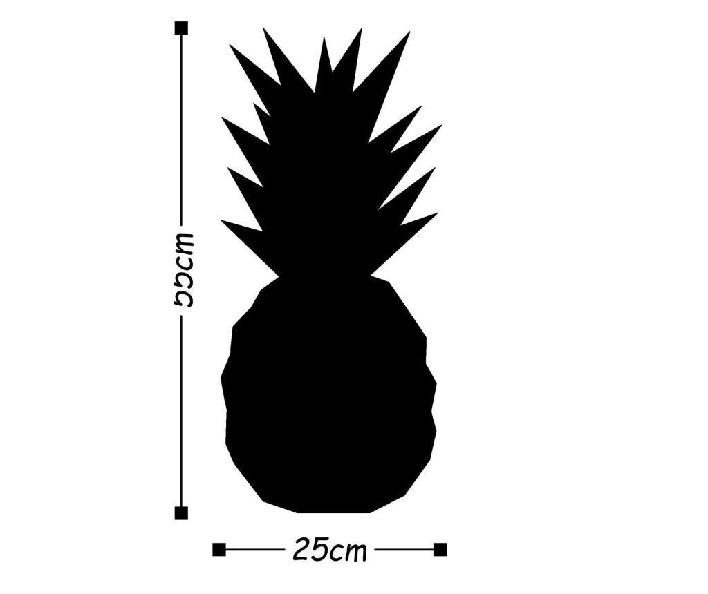 Pineapple Faldekoráció