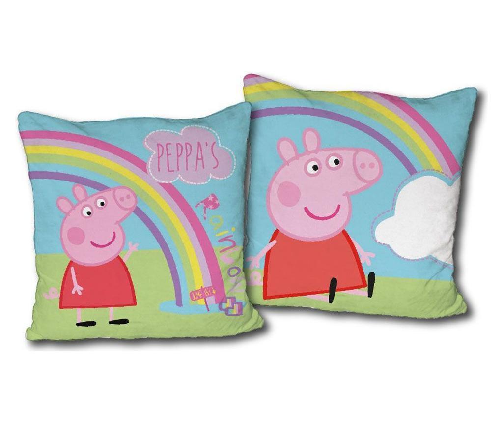 Perna decorativa Peppa Pig 40x40 cm