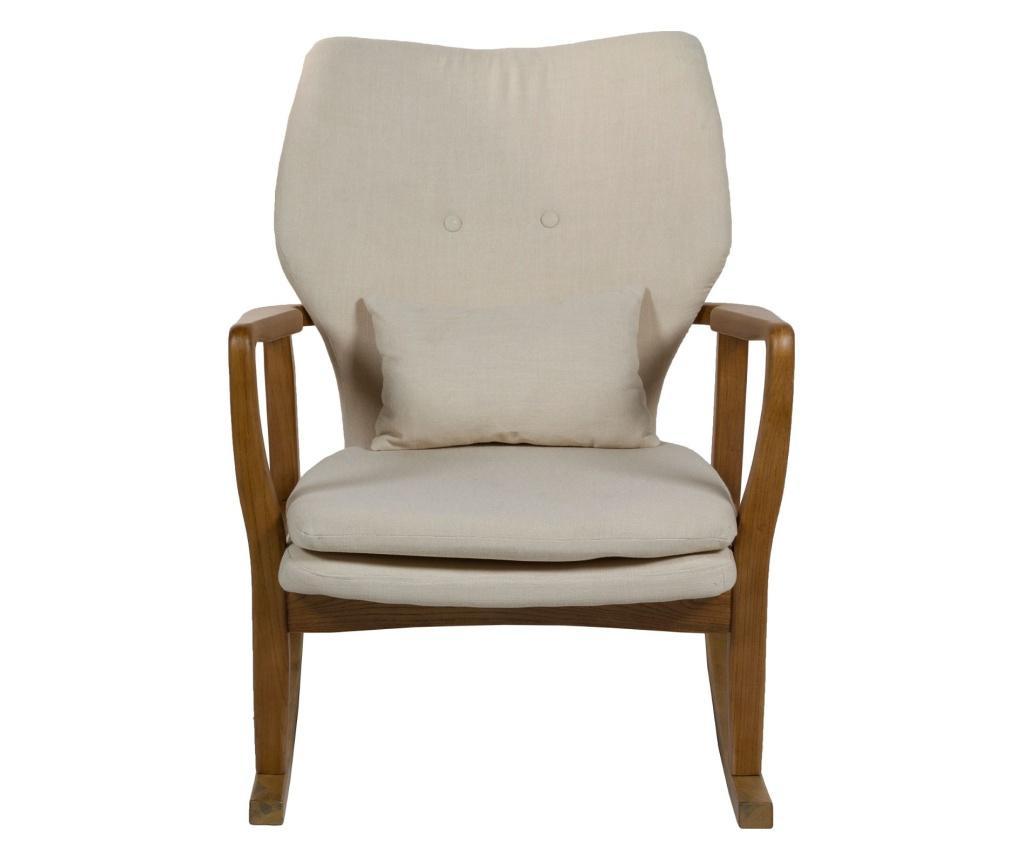 Stolica za ljuljanje Jesse Beige
