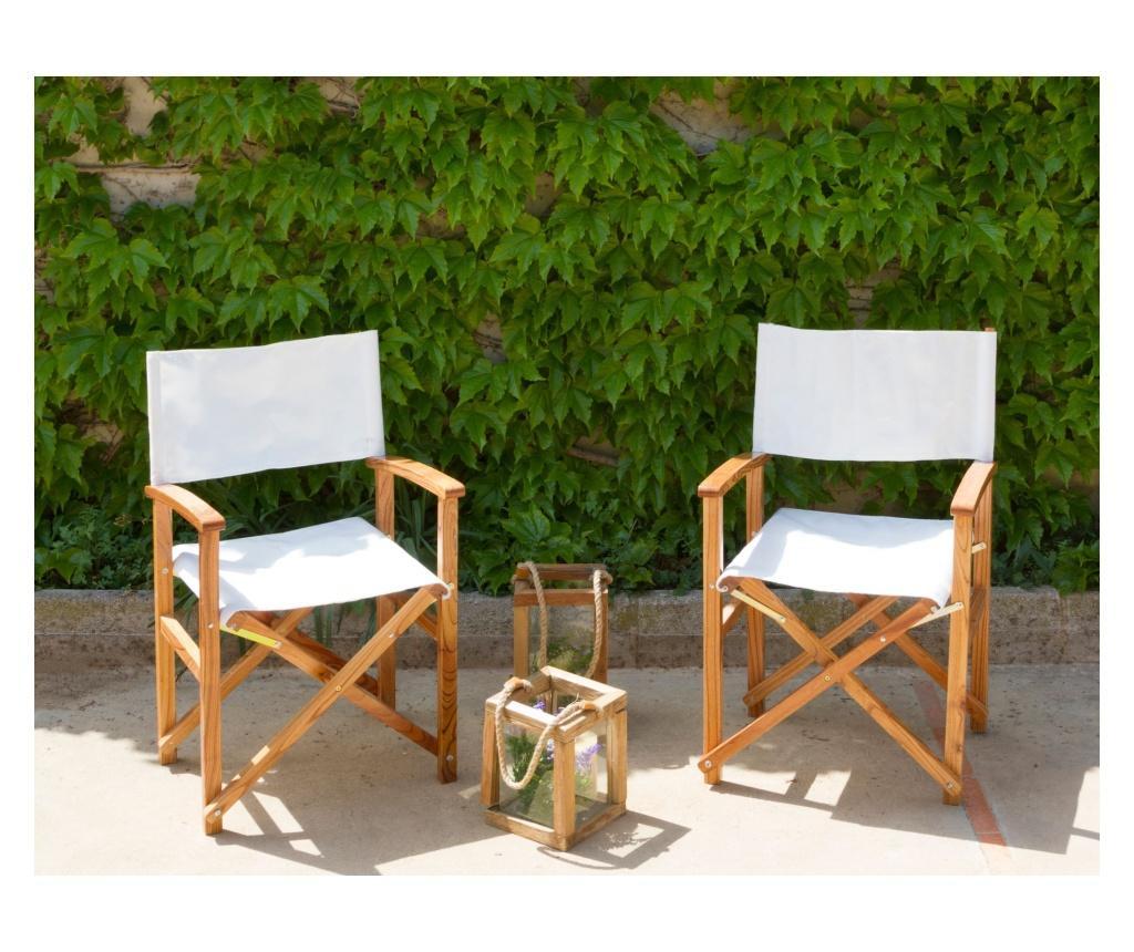 Sklopiva stolica za vanjski prostor Director