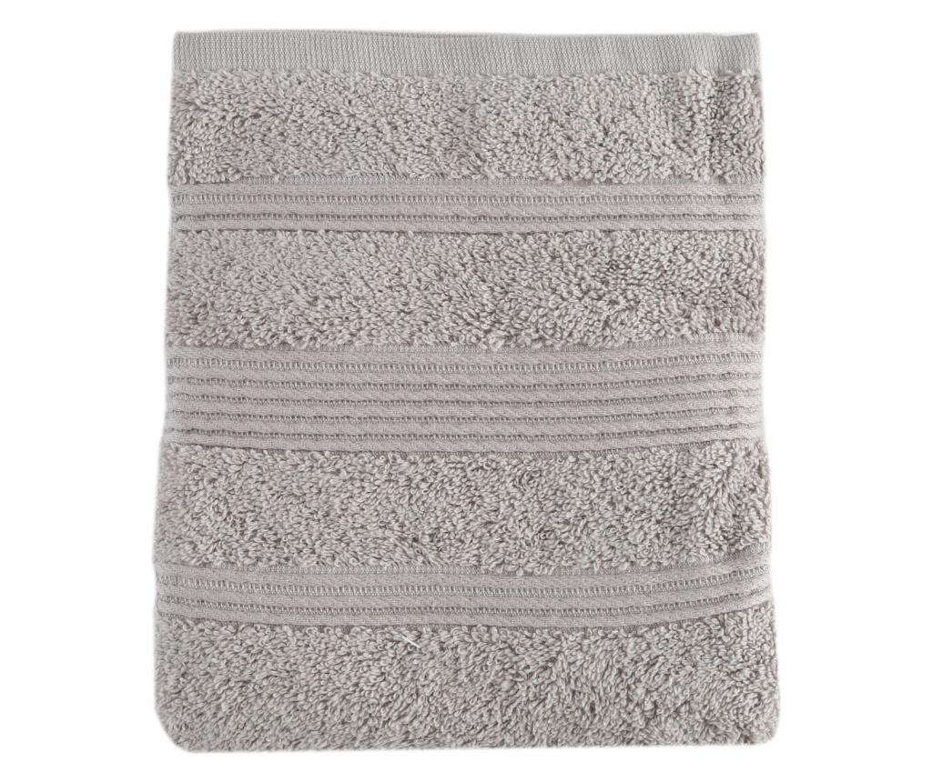 Arden Grey Fürdőszobai törölköző 30x50 cm