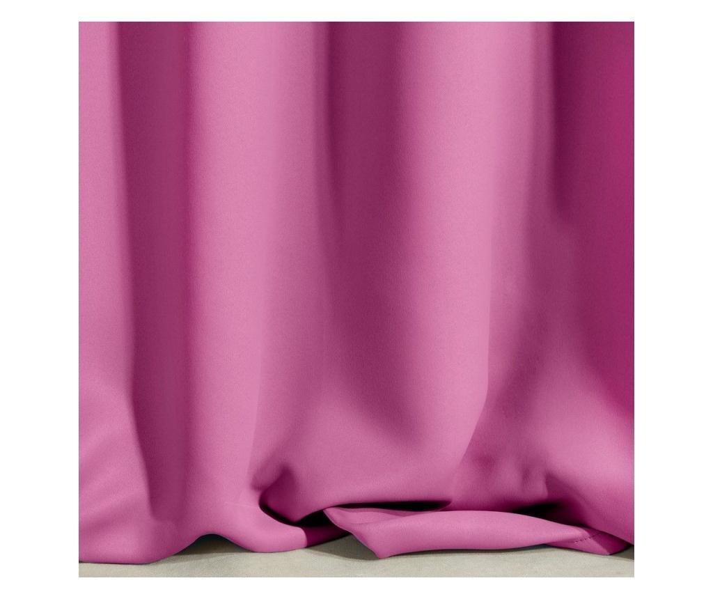 Draperie Adore Pink 140x250 cm