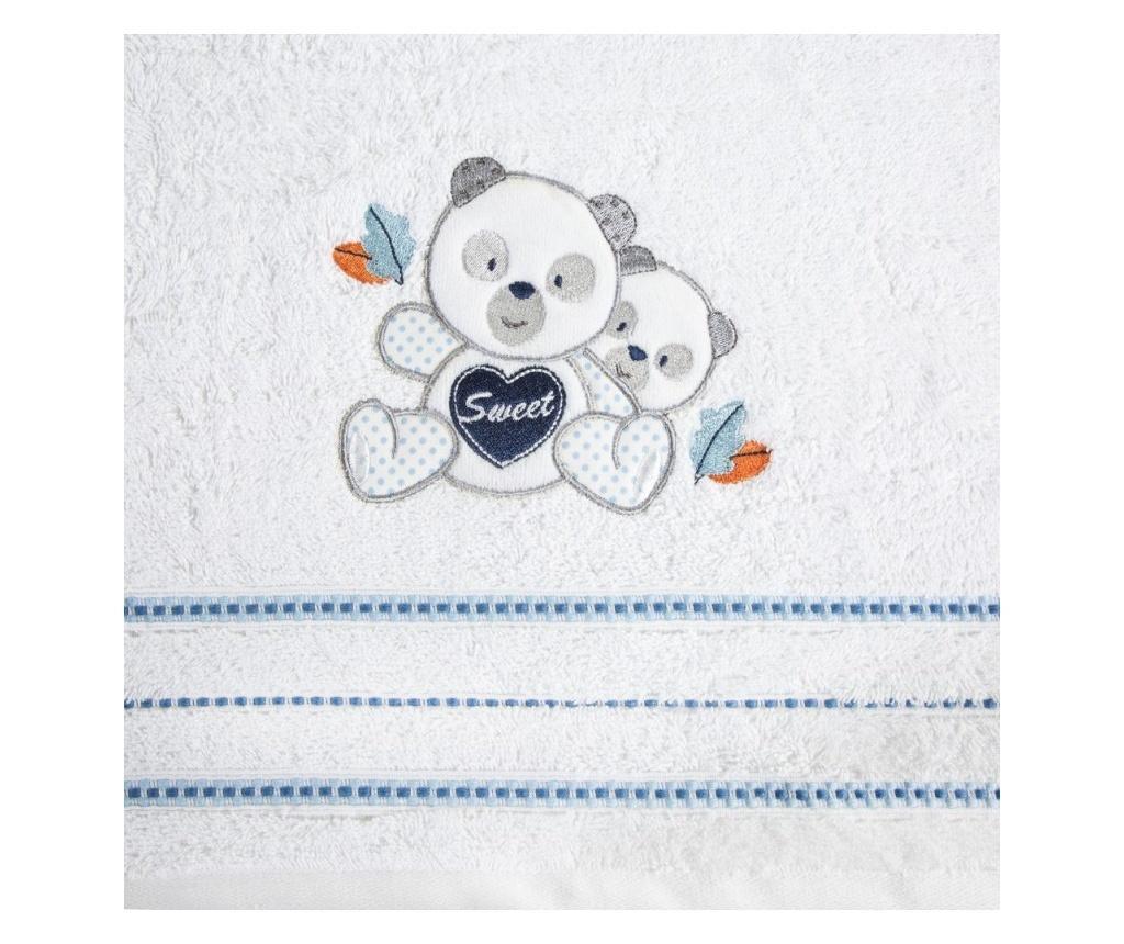 Prosop de baie Baby1 White 70x140 cm