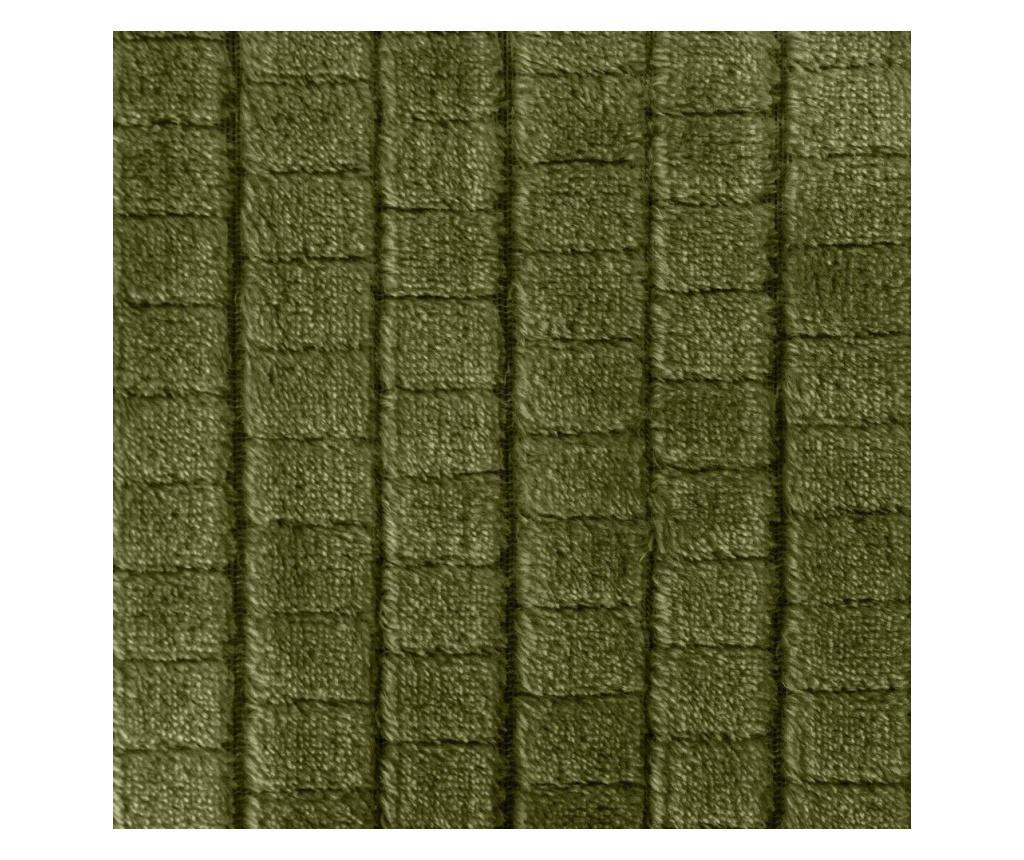 Cindy2 Green Pléd 170x210 cm