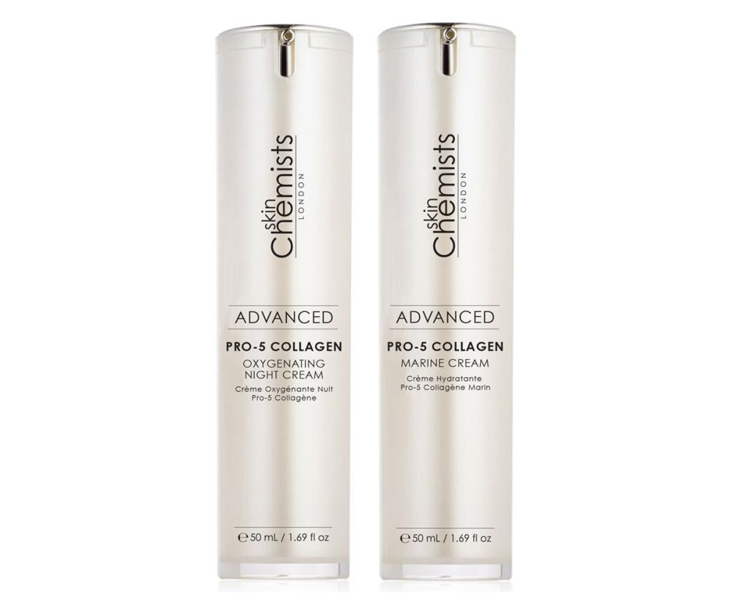 Set crema de noapte si crema de zi Pro Advanced